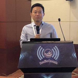 中國聯通 5G創新中心主任 馮毅