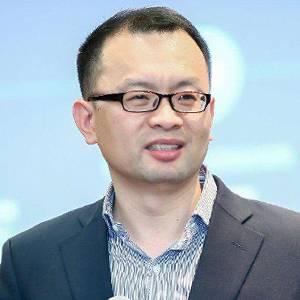 蚂蚁金服 副总裁兼技术实验负责人 蒋国飞