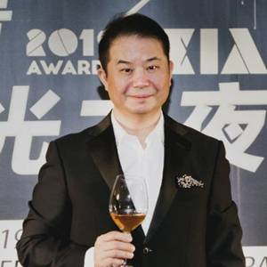 冰青青梅果酒 創始人 陳濤