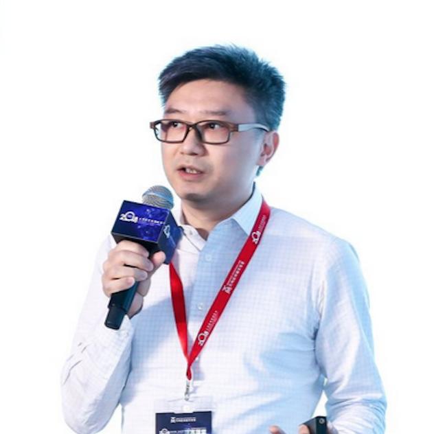 微众银行 副行长兼首席信息官 马智涛