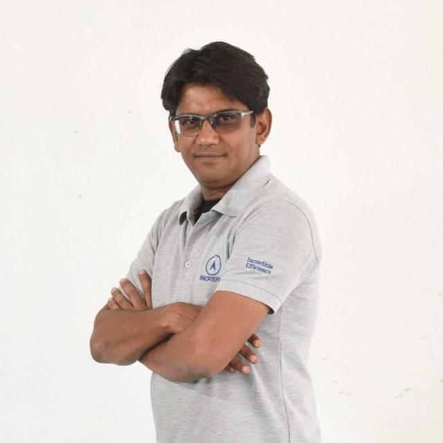 Increff 联合创始人 Rajul
