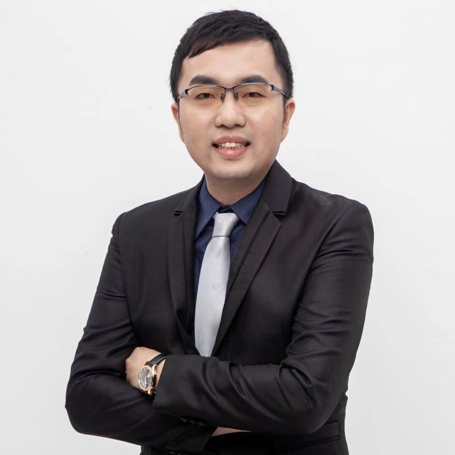Insilico Medicine Taiwan CEO 林彦竹