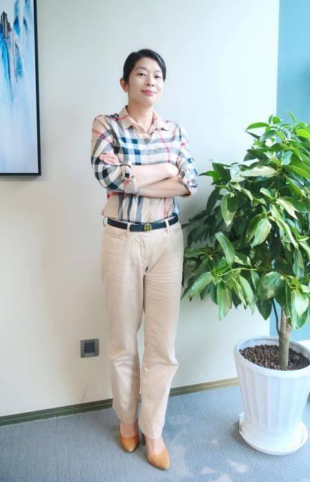 中国移动(上海)产业研究院 副院长 陈豫蓉