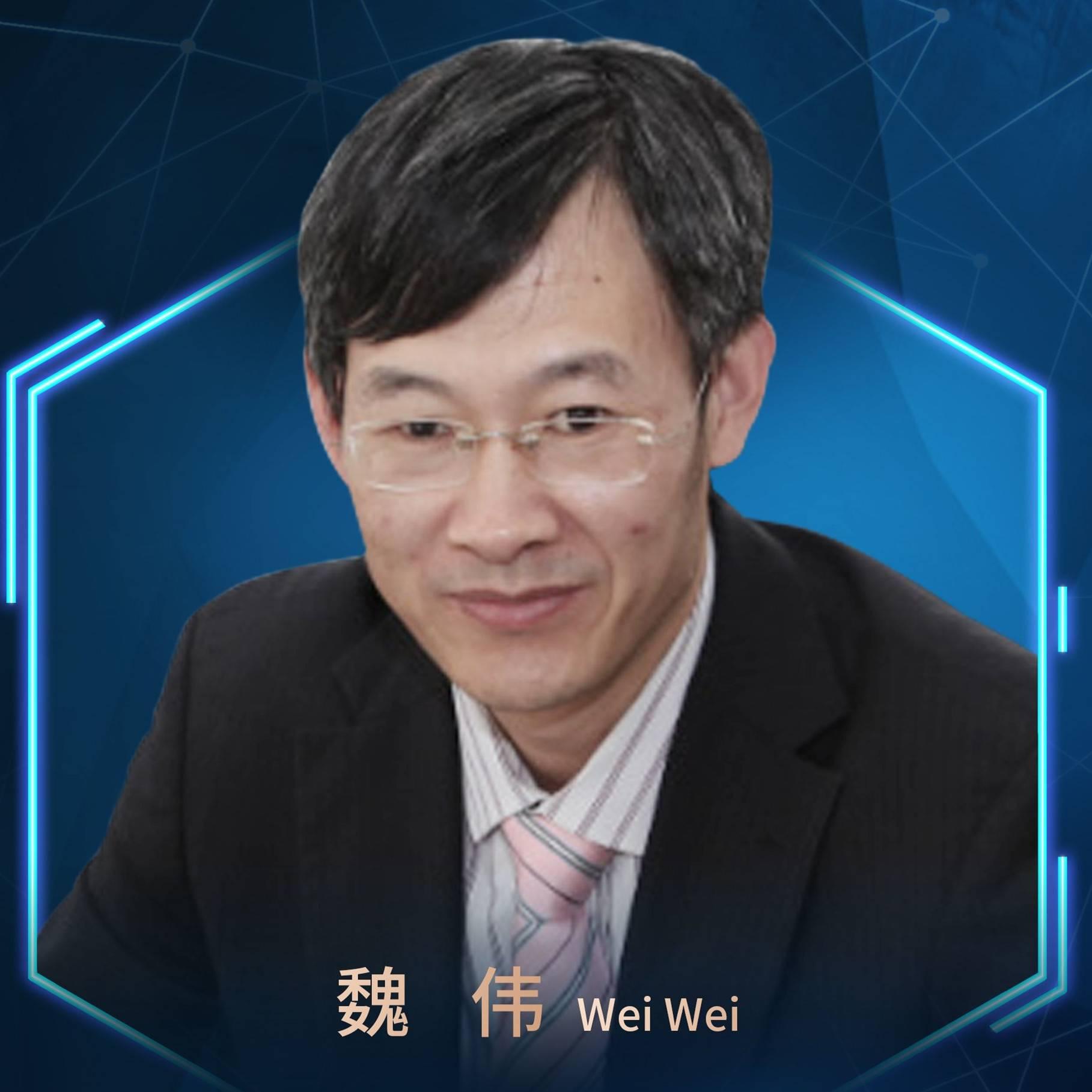 中科院上海高等研究院 副院长 魏伟