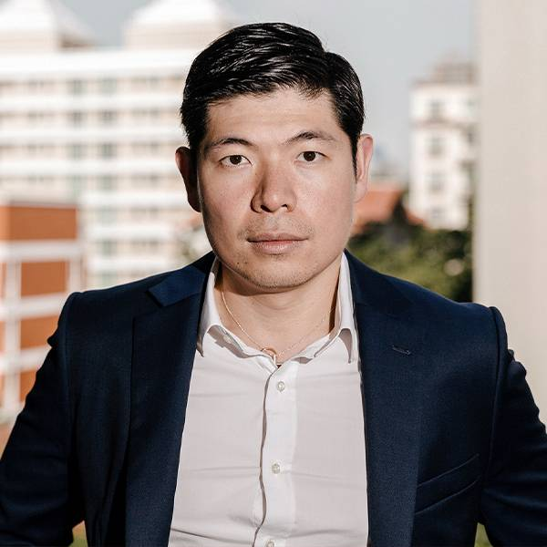 Grab CEO Anthony Tan