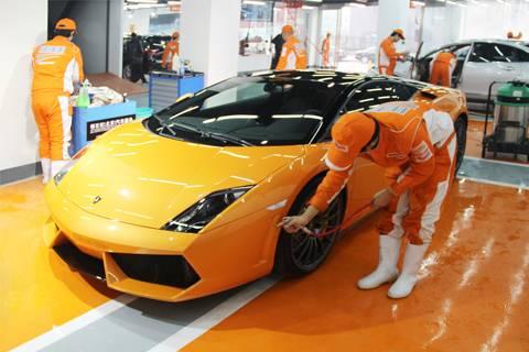 洗车O2O将颠覆传统洗车服务