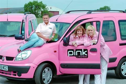 打车租车细分化,盘点全球四家粉色系打车企业