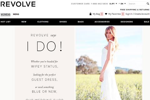 Revolve收购服装品牌Alliance Appare,也做O2O?