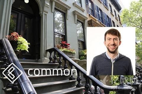 提供联合生活场所的Common今日揭幕首栋公寓