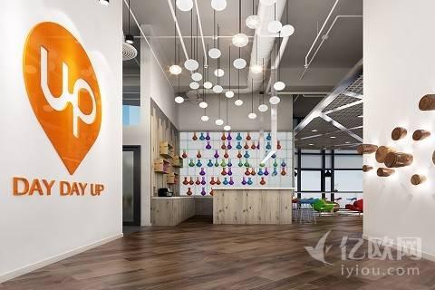 联合办公空间DayDayUp获得200万美元天使轮融资