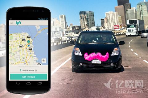 Uber竞对Lyft获沙特王子领投2.5亿美元