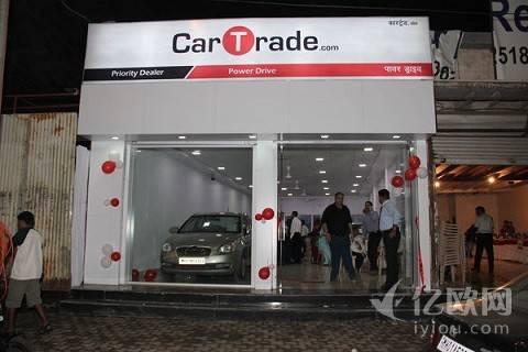 印度汽车在线分类信息网站CarTrade获1.45亿美元融资