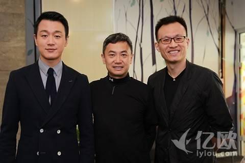 """毛大庆、秦君、佟大为联手投资""""有言""""300万"""