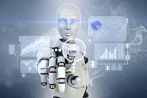 智能,机器人,工厂,互联网+