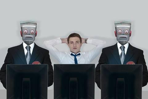 未来14年后,你考虑过你会被机器人取代吗?