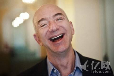 贝佐斯,亚马逊,云服务,阿里云,微软