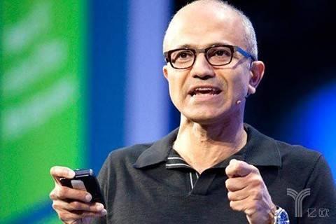 微软CEO纳德拉:人工智能如何带来变革