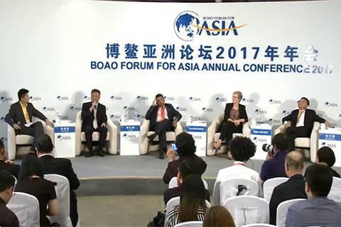 现场实录丨大佬博鳌亚洲论坛激辩:区块链技术将如何改变我们的金融?