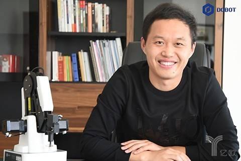 刘培超,越疆科技,机械臂,教育,机器人,山东大学