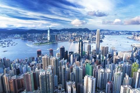 香港:从两次金融危机,到粤港澳大湾区
