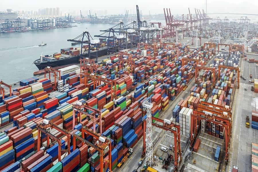 港口 集装箱