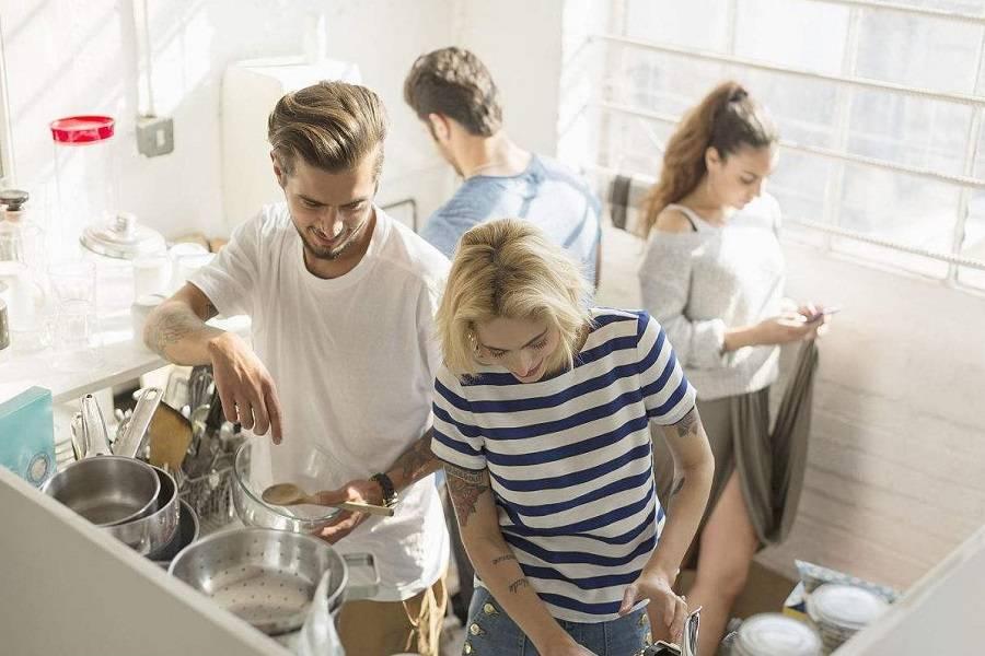 加入共享厨房,餐饮老板真的能省钱又省事吗?