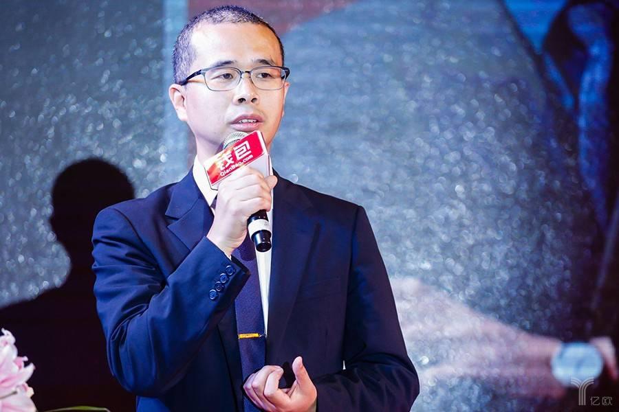 「金融科技50+」钱包金服赵国栋:场景、科技、新金融