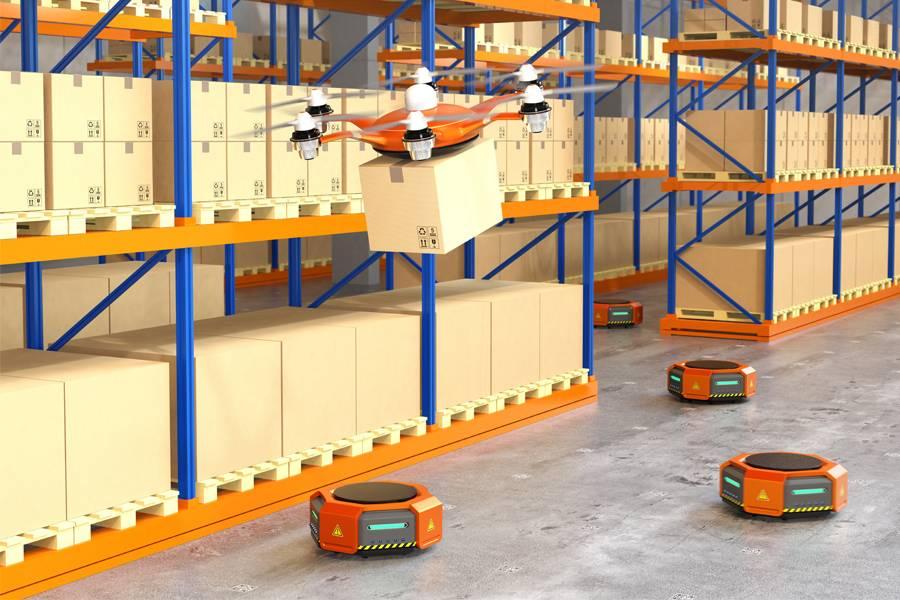 无人技术在快递行业的发展仍处于初步阶段