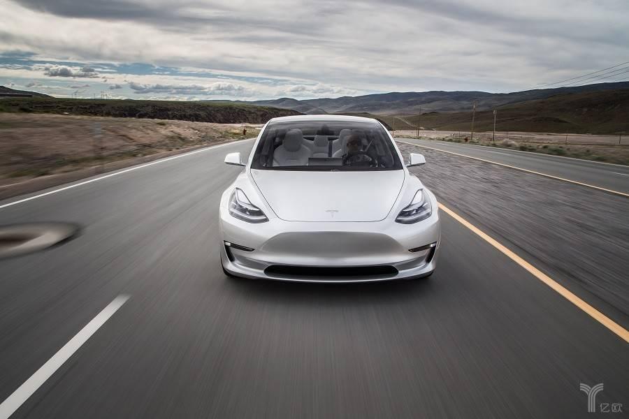 特斯拉,model 3,新能源汽车