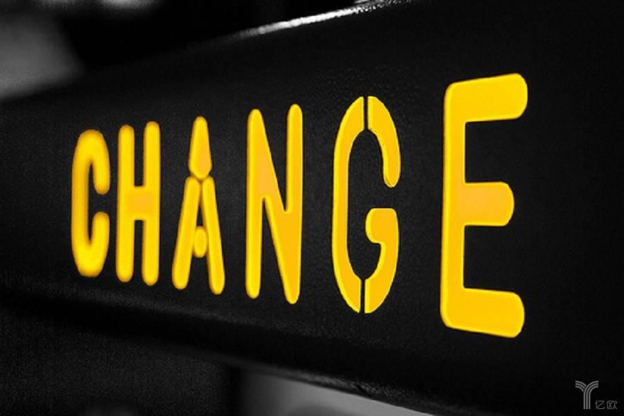 改变,革新
