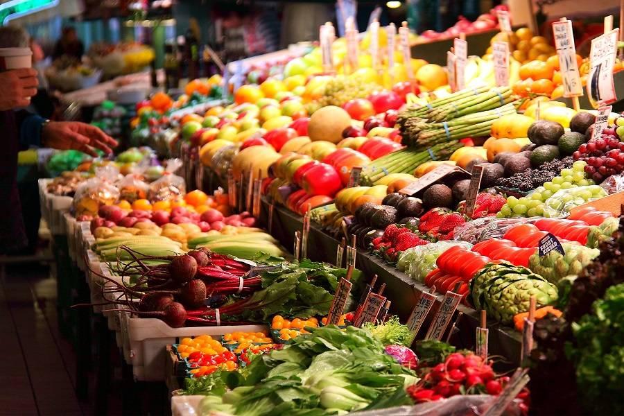 生鲜 菜市场,生鲜百货,印度,亿欧智库