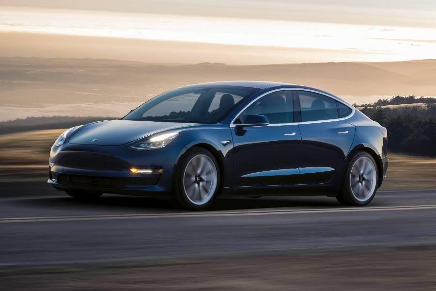特斯拉,Model 3,马斯克,新能源汽车,轿车