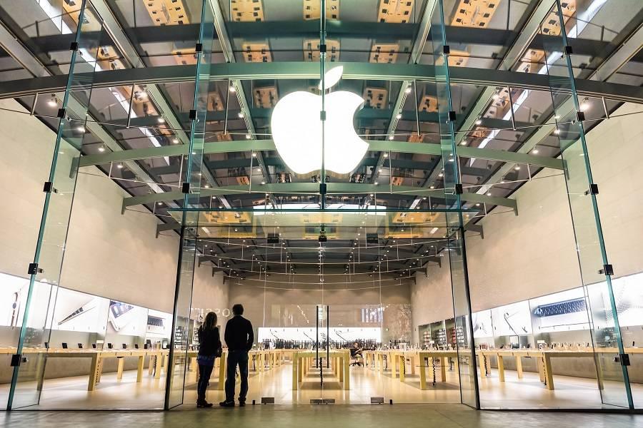 欲收购英特尔芯片部门,苹果5G面临掉队?