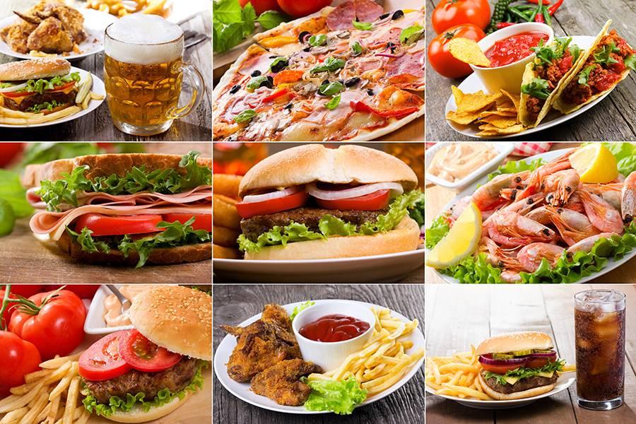 快餐,去快餐化,肯德基,麦当劳,德克士