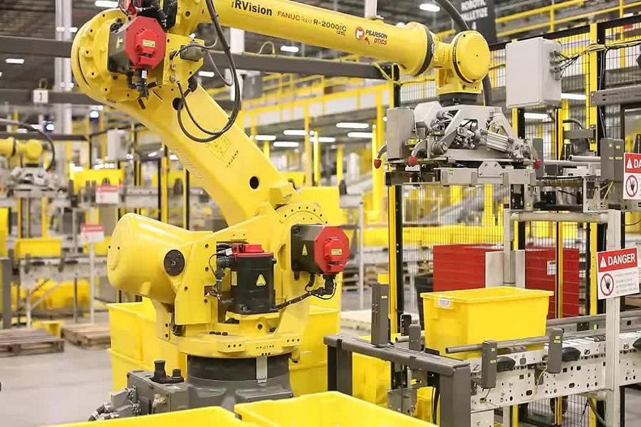 ,智能制造,ABB,机器人,协作机器人,人工智能