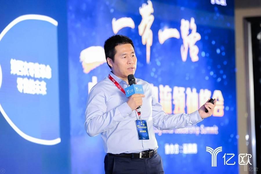 京東集團副總裁傅兵:第四次零售革命下的未來物流