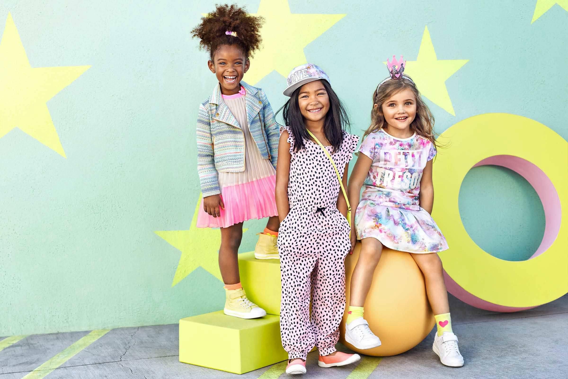 童装市场,中国童装市场,发展前景,消费升级,童装品牌,品牌格局