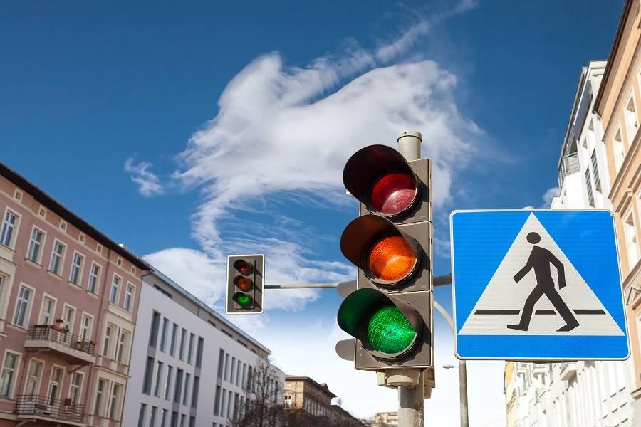 红绿灯,智慧交通,红绿灯,城市拥堵
