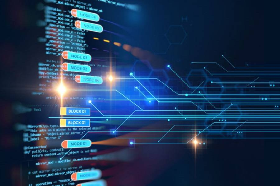 区块链+产业落地应用,六大场景析解2018链圈新风向