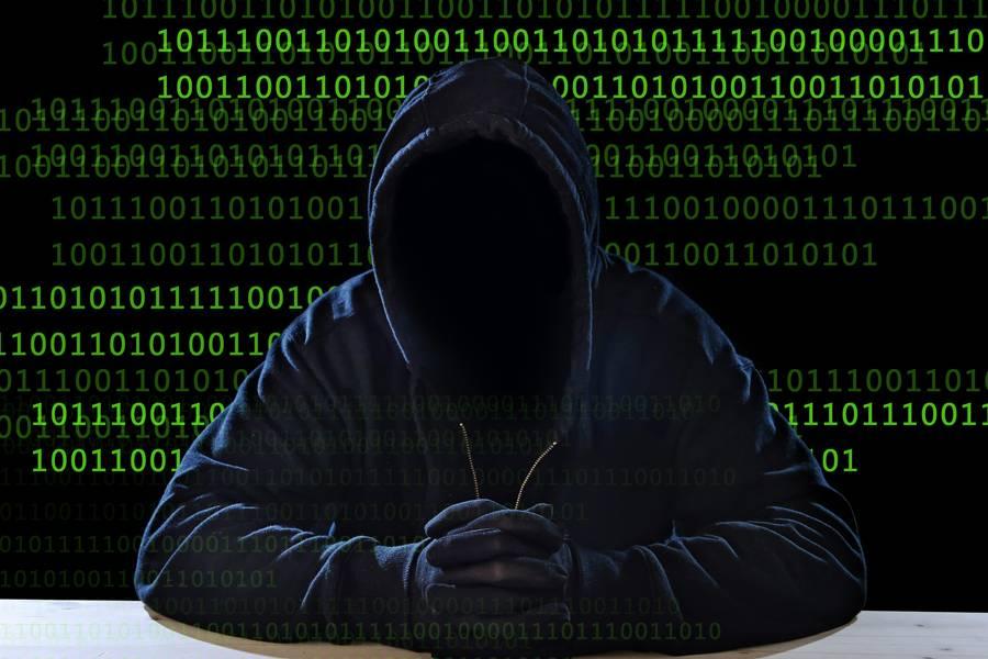 黑客,机器人,黑客,信息安全,隐私泄露