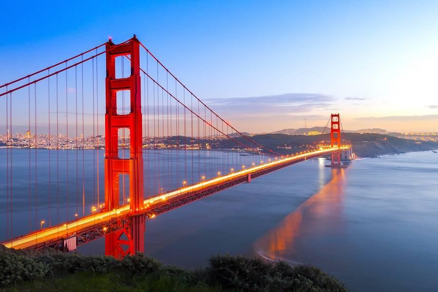 """""""一带一路""""国外案例研究:从金门大桥走向未来的思科"""