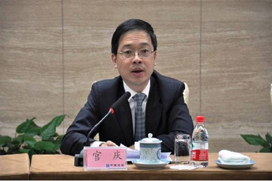 """中国建筑董事长官庆:创新驱动转型升级把握""""一带一路""""机遇"""
