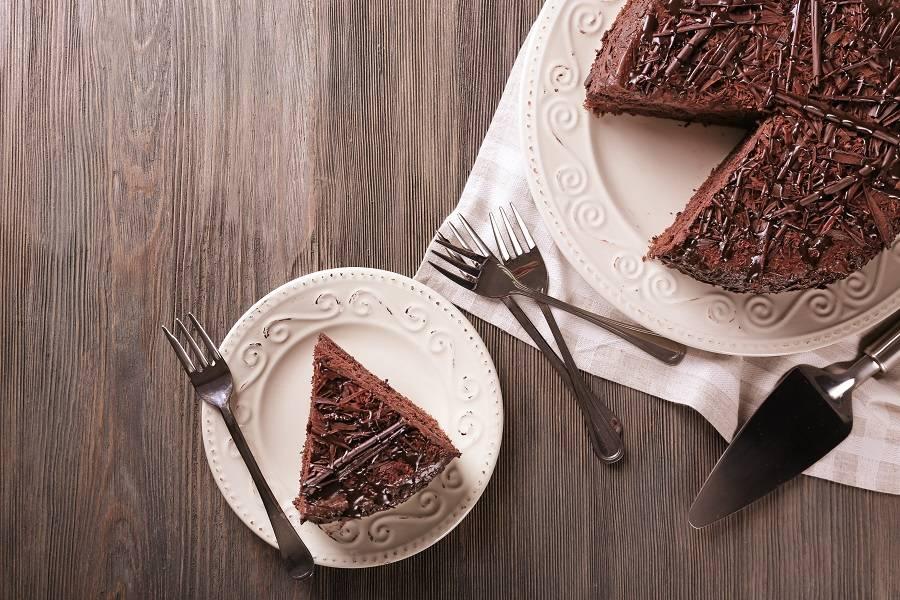 蛋糕,镀金网红,真金网红,食之秘
