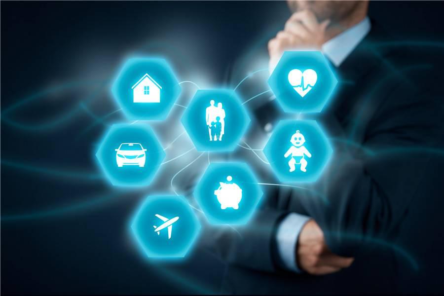 保险科技,医药,汽车,共享