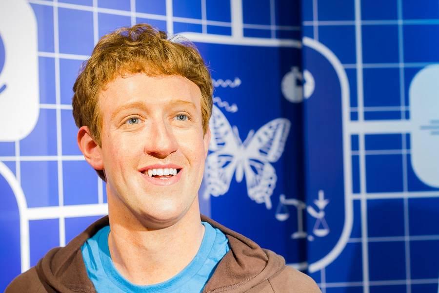 扎克伯格,人工智能,5G,人脸识别,用户数据,杨元庆