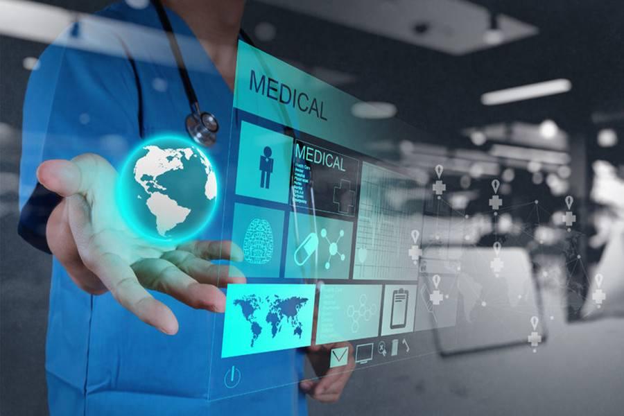 数字医疗,医药产业,数字科技,人工智能