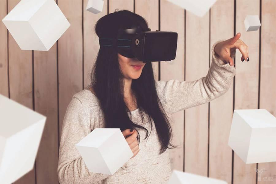 VR技术,