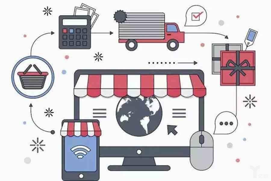 零售,经济变革,新消费环境,新互联网环境,新技术环境,新社会环境,新资本市场环境