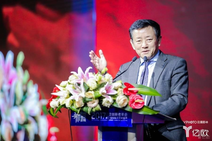 著名经济学家樊纲:从宏观角度,看技术创新与经济发展