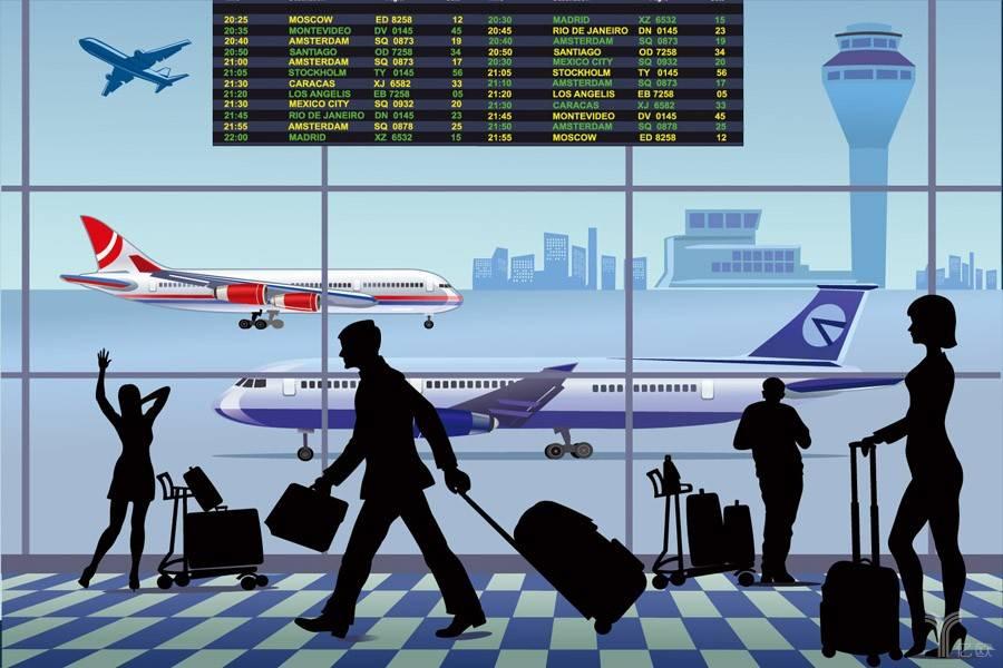 机场群 民航